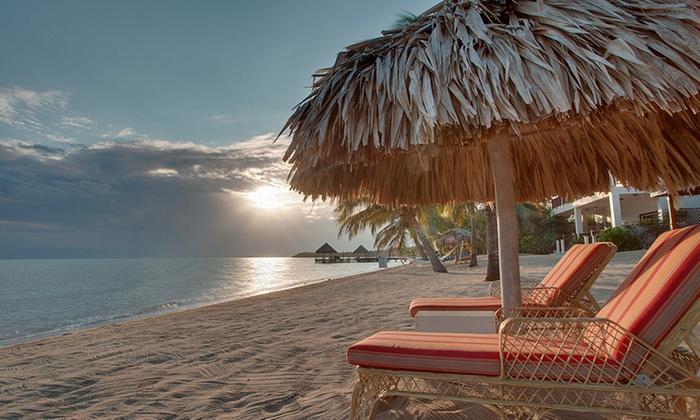 Seaside Beach Resort in Belize