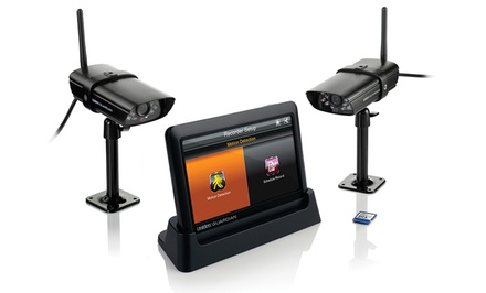 Uniden Guardian Wireless Video Surveillance Kit (G755)