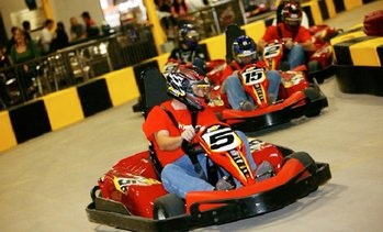 46% Off at Pole Position Raceway