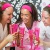 Up to 41% Off Girls' Spa Parties and Boutique at Sparkled Pink