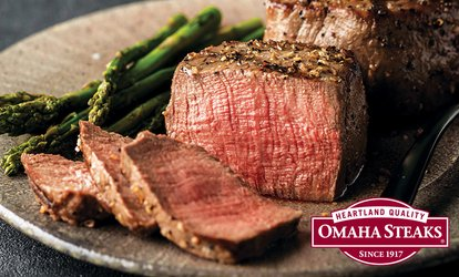 image for Barbecue Packages from Omaha Steaks (Up to 77% Off)