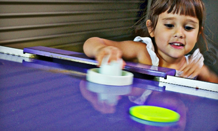 Party Place - Industrial Area East: Six Open-Play Sessions or a Two-Hour Children's Party on a Weekday or Weekend at Party Place (Up to 60% Off)