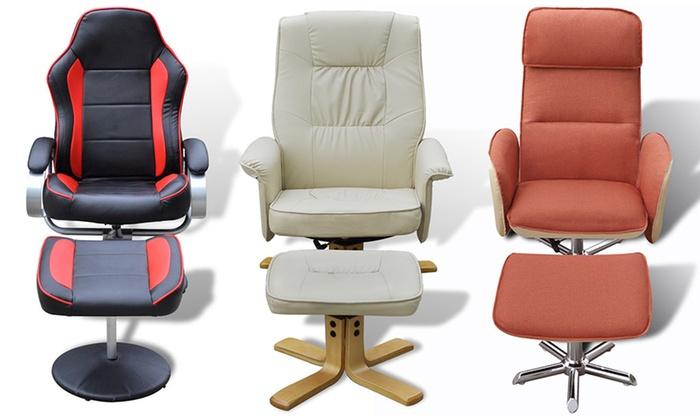 fauteuils confortables groupon. Black Bedroom Furniture Sets. Home Design Ideas