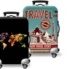 Printed Luggage Cover