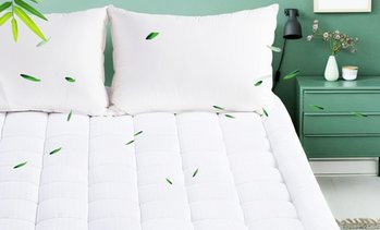 Shangri-La 1000GSM 5-Star Bamboo Mattress Topper
