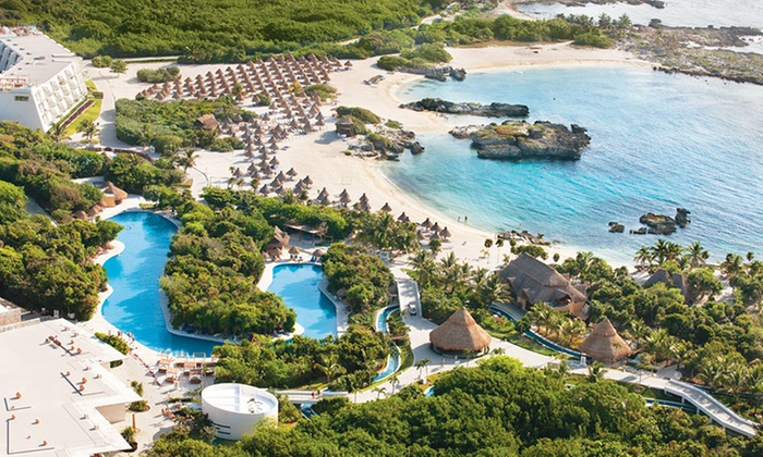 AllInclusive Grand Sirenis Riviera Maya Stay WAir From Apple - All inclusive vacations with air