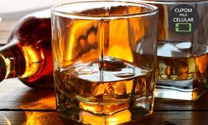 Gaúcho Cervejaria: Gaúcho Cervejaria - Guará II:whisky Old Parr + 6 águas de coco ou Red Bulls