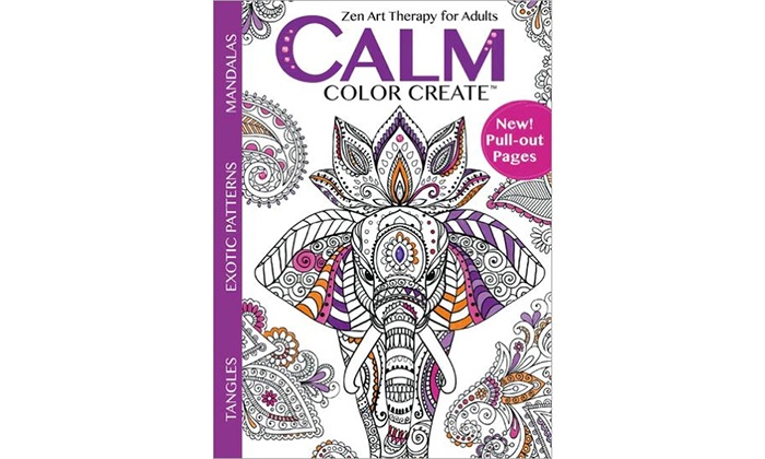 Calm Color Create - Up To 33% Off | Groupon