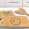 Up to 50% Off Personalized Spoons, Forks, and Recipe Notebook