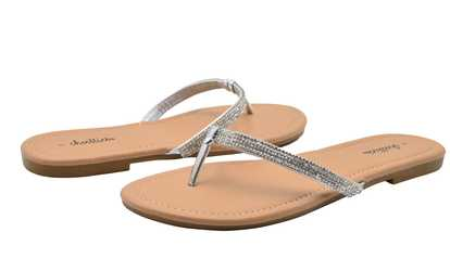 5cce1f1759d Shop Groupon Chatties Women s Sandals with Embellishments