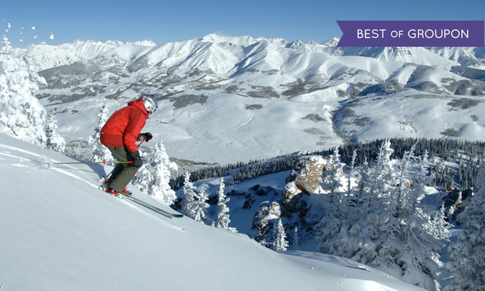4-Star Mountain Lodge in Crested Butte with Optional Waived Fees