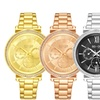 So & Co New York Women's Multifunction Dress Bracelet Watch