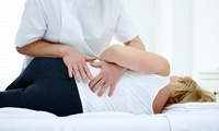 Osteopathy Consultation with Optional Treatment at The Raj Osteo Clinic (Up to 78% Off)
