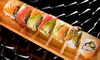 Imperia - Warehouse District: Sushi and Pan-Asian Fare or Date Night Dinner for Two at Imperia (45% Off)