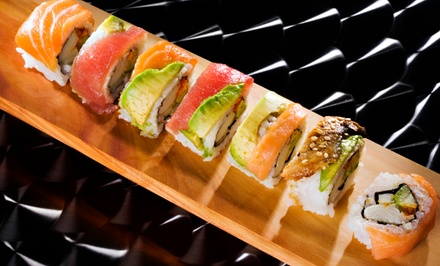 Sushi and Pan-Asian Fare or Date Night Dinner for Two at Imperia (53% Off)