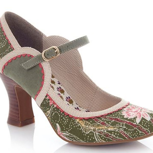 cea99b18c1fb6 Ruby Shoo Schuhe mit Blockabsatz für Damen im Modell und in der Farbe nach  Wahl