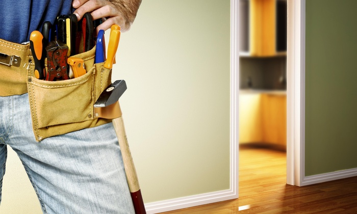 Power LLC - Washington DC: One Hour of Handyman Services from Power LLC (43% Off)