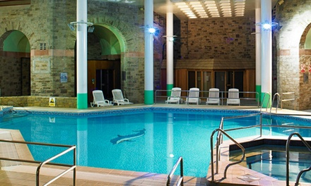 Spa Day with Two Treatments and a Glass of Prosecco for One or Two at Shrigley Hall Hotel