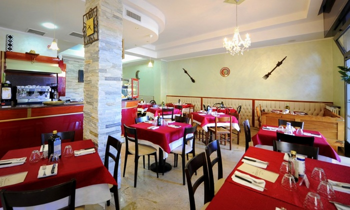 Menu Primavera di mare da 5 portate - Pizzeria Trattoria Le Terrazze ...