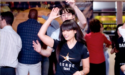 Five Partner Dance Classes With Lifetime Membership at Ceroc, Over 180 Locations Nationwide