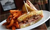 Michael Forbes Bar & Grille - Midtown: Gourmet American Food and Drinks at Michael Forbes Bar & Grille (Up to Half Off). Two Options Available.