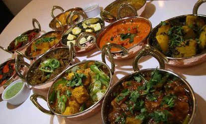 image for £20 for £40 to Spend on Asian Food for Two at The Island Masala Fusion (50% Off)
