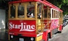 Starline Tours Hollywood - Starline Tours: One 3-Tour Combo for One or Two People at Starline Tours Hollywood (Up to 38% Off)