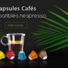 Bon d'achat de 25 € sur Monexpresso