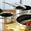$76.99 for a Nonstick Cookware Set