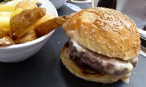 Cowbells: Menú para 2 o 4 con entrante, hamburguesa gourmet D.O Ávila, postre y bebida desde 19,95 € en Cowbells