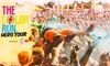 Ticket to The Color Run