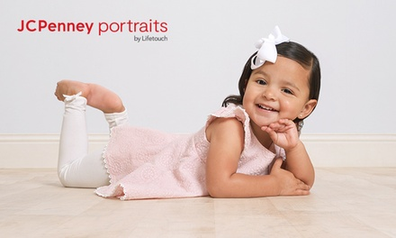 groupon.com - Photography Shoot with Prints and Optional Digital Image at JCPenney Portraits (Up to 89% Off)