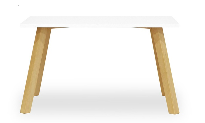 Table basse au style scandinave groupon for Groupon table basse