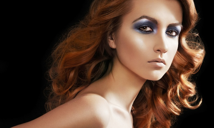 La Rage Hair Salon - Bayport: Women's Haircut with Glaze, Blow-Dry, and Optional Color or Partial Highlights at La Rage Hair Salon (Up to 72% Off)