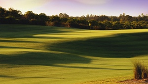 ChampionsGate Golf Club at Omni Orlando Resort: 18-Hole Round of Golf for Two or Four at ChampionsGate Golf Club at Omni Orlando Resort (Up to 62% Off)
