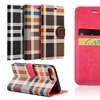 DreamWireless Plaid Wallet Case for Smartphones