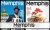 "Half Off ""Memphis Magazine"" Subscription"