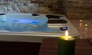 Adriatico Golf Club: Ingresso spa per 2 persone con massaggio relax di 30 minuti da Golf Club Adriatico (sconto fino a 75%)