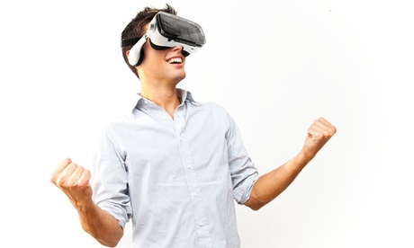 HD Virtual Reality Glasses with Bluetooth Headphones 8a0a6446-d38b-11e7-9c0e-00259069d7cc