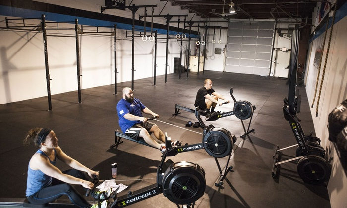 Crossfit Perfect Storm - South Columbus: 15 CrossFit Classes at CrossFit Perfect Storm (65% Off)