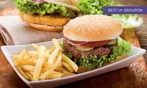 Asado Grill House: Wybrany burger z frytkami i sałatką od 32,99 zł w Asado Grill House