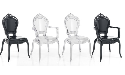 Set sedie Lisbona