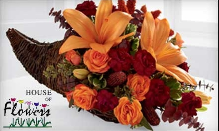 House of Flowers - Kings Park: $25 for $55 Worth of Floral Arrangements at House of Flowers