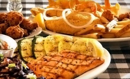 $20 Groupon to Flying Fish - Flying Fish in Memphis