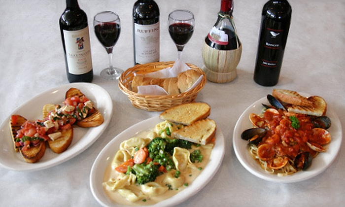 Casa Nostra Ristorante Italiano & Bar - Heritage: Three-Course Italian Dinner for Two, Four, or Six at Casa Nostra Ristorante Italiano & Bar in Lakeville (Up to 58% Off)
