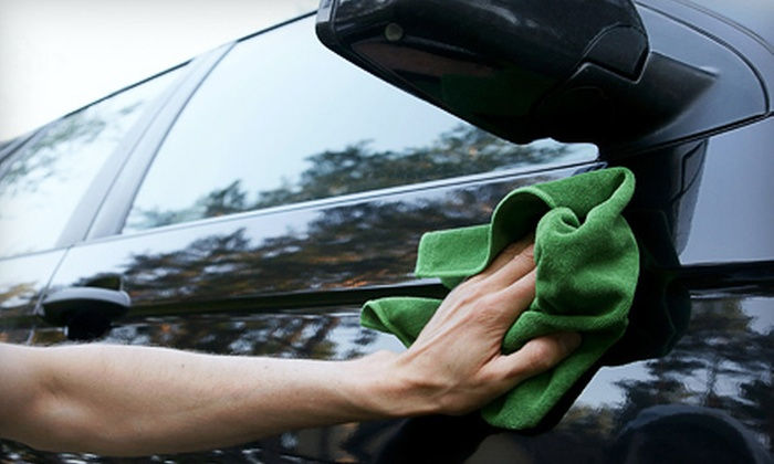 Pandora Auto Detail - Downtown Lynnwood: Car Wash, Mini Detail, Interior Detail, Exterior Detail, or Full Interior and Exterior Detail at Pandora Auto Detail in Lynnwood (Up to 60% Off)