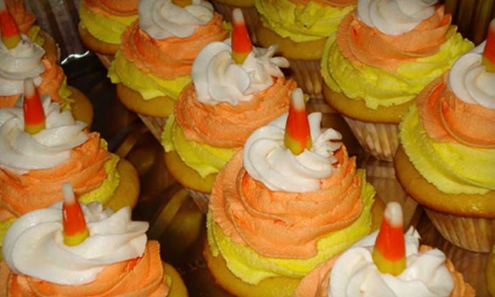 Gilmon's Bakery - Jacksonville: $15 for One-Dozen Cupcakes at Gilmon's Bakery ($33 Value)
