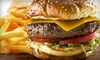 The Parlour Midtown - Chelsea: Upscale Pub Meal with Appetizers, Burgers, and Beers for Two or Four at The Parlour Midtown (Up to 61% Off)