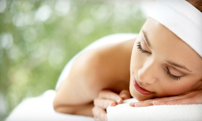 Pure Salon and Spa - Dracut: Spa Treatments at Pure Salon and Spa in Dracut. Two Options Available.