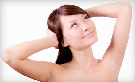 6 Laser Hair-Removal Treatments on One Small Area (up to a $699 value)  - Arbor Lakes Lazer Chiropractic and Wellness in Maple Grove